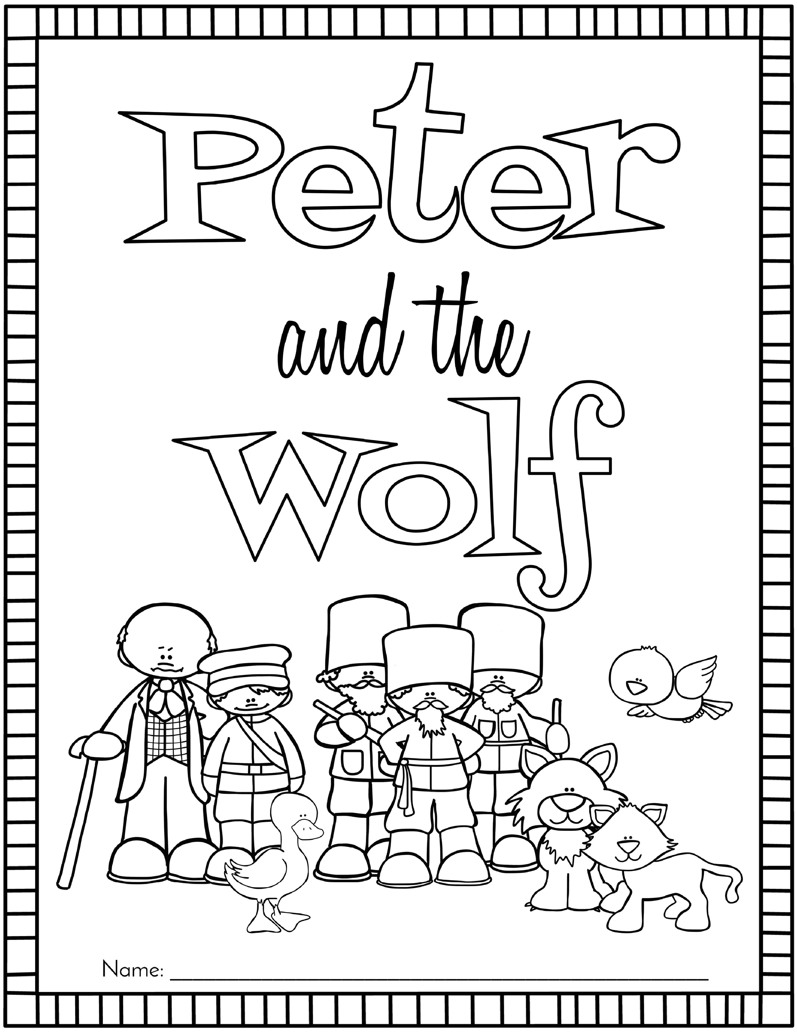 Peter Amp The Wolf Channel Islands Chamber Orchestra